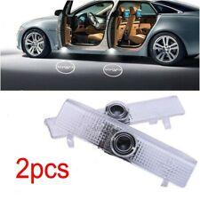 2pcs For Nissan Titan Altima Armada Maxima LED Door Courtesy Projector Lights