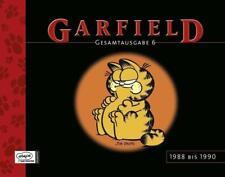 Garfield Gesamtausgabe 06 von Jim Davis (2008, Gebundene Ausgabe)