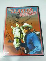 El Llanero Solitario the Lone Ranger - DVD + Extras Español