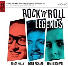 Buddy Holly - Rock N Roll Legends [CD]