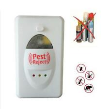 Ultrasonic Ionic Electronic Rat  Mice Spider Insect Pest Repeller Deterrent T0