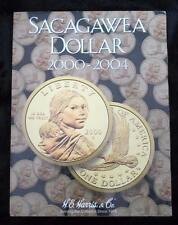 Sacagawea Dollar Book * 2000-2004 * Empty Book * No Coins * 2715