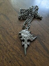 Final Fantasy Viii 8 Sleeping Lion Heart Griever Necklace