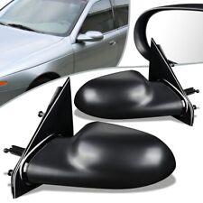 Fit 01-05 Saturn L LW LS L300 Pair Manual Side Door Mirror GM1320236 GM1321236