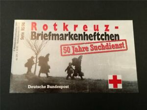 GERMANY BOOKLET 1994 RED CROSS CROIX ROUGE ROTES KREUZ SEARCH SERVICE WW2 h4946