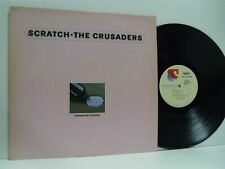 THE CRUSADERS scratch LP EX/EX-, BTS 6010, vinyl, album, jazz-funk, usa, 1974,