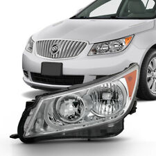 10-13 Buick LaCrosse {Halogen Model} Replacement Headlight Lamp Left Driver Side