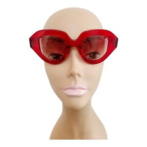 *FSC* Lula Pace Red Sunnies