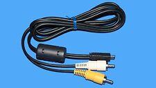 GENUINE ORIGINAL PANASONIC LUMIX AV CABLE  DMC- TZ35 SZ25 LZ40 GX1  DMW-AVC1 UK