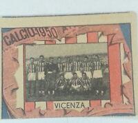FIGURINA CALCIATORI VAV CAMPIONATO 1950 VICENZA SQUADRA TEAM - OTTIMA
