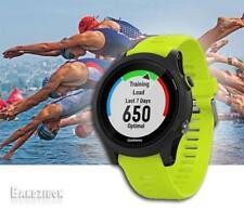 Garmin Forerunner 935 Watch GPS Tri Bundle Running Triathlon Sport Wrist HRM NEW