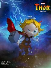 Gentle Giant Marvel Skottie Young Animated Thor Statue New