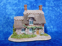 LILLIPUT LANE Ploughmans Cottage Midlands Collection '92 Handmade Model/Ornament