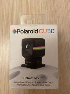 ⭐ Polaroid Helm Mount für CUBE HD Aktion Lifestyle Kamera ⭐ - NAGELNEU