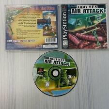 Army Men Air Attack | PS1 | Video Game | USED | Playstation