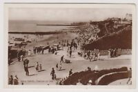 Essex postcard - West Sands, Clacton on Sea - RP - P/U 1929 (A335)