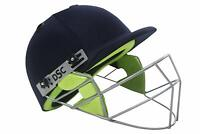 DSC Vizor Cricket Helmet Large (Navy)