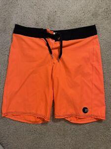 Billabong Platinum X Stretch Board Shorts Multi Color Swim Suit Men's Size 30