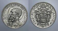20 CENT. 1931 PIO XI VATICANO VATIKAN 5