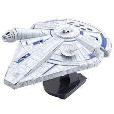 Fascinations ICONX Lando's Millennium Falcon Premium Series 3D Metal Model Kit