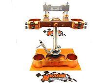 2013 KTM 250 SXF Ride Engineering 20.5mm Triple Clamps W Scott Stabilizer Mount