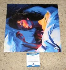 LORDE (melodrama) SIGNED 12X12 LITHOGRAPH beckett certified