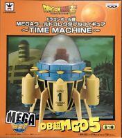 DRAGON BALL WCF MEGA TRUNKS TIME MACHINE FIGURA FIGURE NEW.