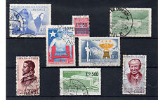 Chile Series del año 1961-74 (BV-657)