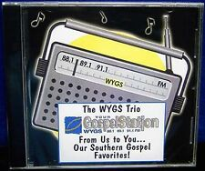The WYGS Trio 10 track CD NEW! Southern Gospel 88.1 89.1 91.1 Columbus Indiana
