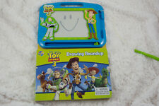 Disney Toy Story 3 Drawing Roundup Board Book w Magnetic Sketch Pad Learn Draw