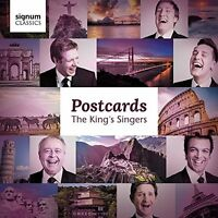 The King's Singers - Postcards - The King's Singers [CD]