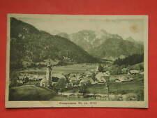 CAMPOROSSO Val Canale Tarvisio Udine vecchia cartolina