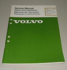 Wiring Diagrams / Schaltpläne Volvo 340 Stand 1980