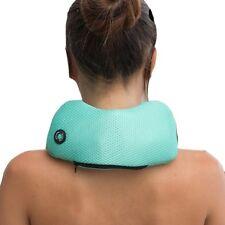 Accessoire bien être , relaxation : Coussin massage vibrant avec sangles