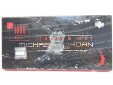 99 Upper Deck Career Set 60 Card Box Set Complete Baseball Cards Michael Jordan