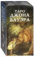 Таро Джона Бауэра  GIFT Russian Edition Tarot Cards Decks