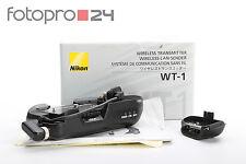 Nikon Wireless LAN-trasmettitore wt-1 Trasmettitore + OVP + TOP (738739)