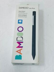NEW Wacom Bamboo Ink Plus Smart Stylus! New! Black