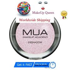 MUA Makeup Academy Misty Rose Pink Eyeshadow Pearl Shimmer Eye Shadow