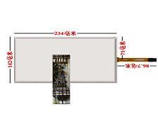 1Pcs For HSD101PFW1 HSD101PFW2 10.1-inch Touch Screen Glass