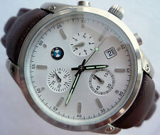 BMW Classic Collection Business Sport Design Car Accessory Chronograph Watch