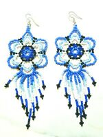 Seed Bead Bohemian Fashion Fringe Earrings