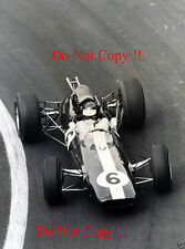 Jim Clark Lotus 25 Winner French Grand Prix 1965 Photograph 7