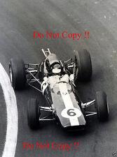 Jim Clark Lotus 25 Winner French Grand Prix 1965 Photograph 7