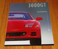 Original 1995 Mitsubishi 3000GT 3000 GT Sales Brochure