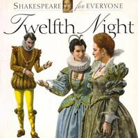Twelfth Night (Shakespeare for Everyone) Mulherin, Jennifer VeryGood