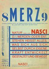 Merz mit Kurt Schwitters. kommunistischen Suprematism Poster EL LISSITZKY
