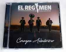 EL REGIMEN SINALOENSE - CORAZON AVENTURERO CD Latino Music >NEW<