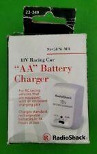 NEW Radio Shack Battery Charger 18V RC Cars AA Battery Charger Ni-Cd/Ni-MH 23349