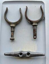 Vintage Oar Locks & Cleat